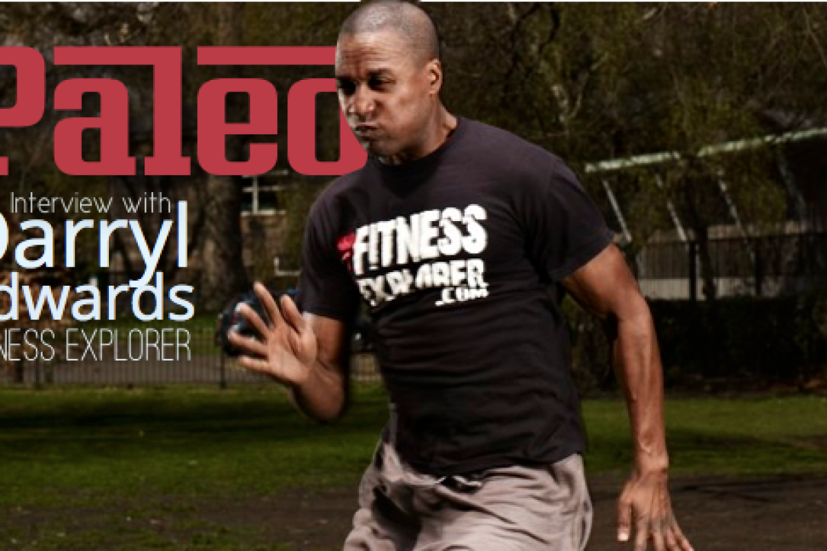 10 Questions with Darryl Edwards:  The Fitness Explorer