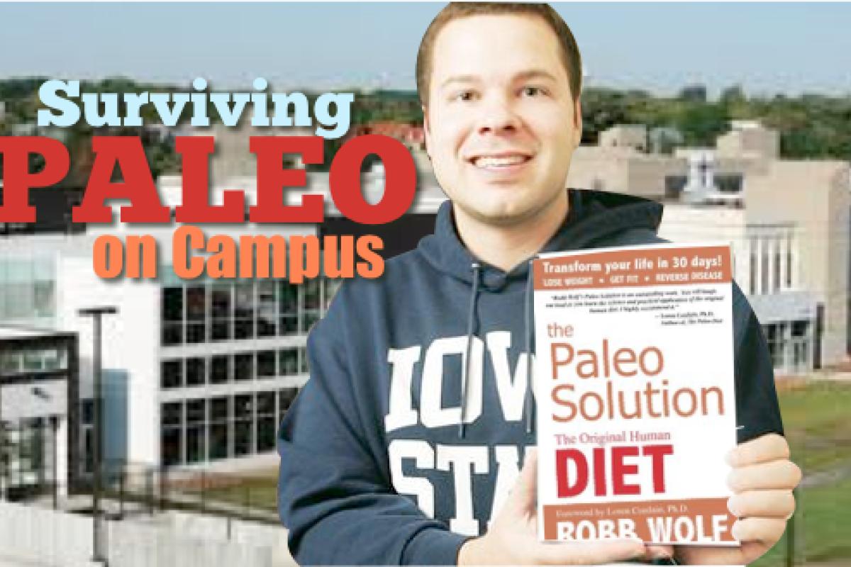 Surviving Paleo on Campus