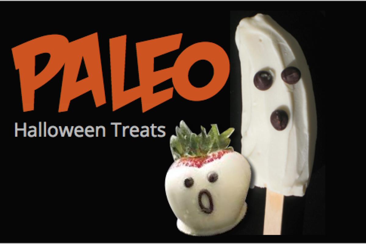 Ideas for Paleo Halloween Treats