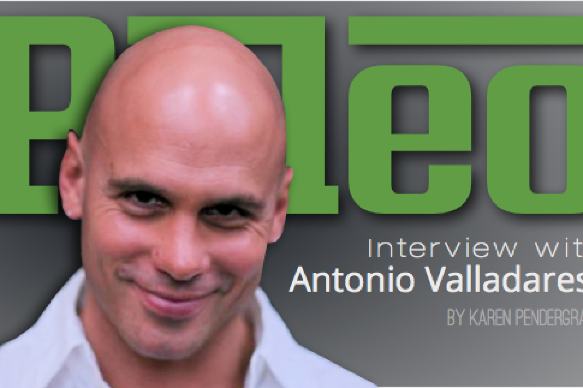 Interview with Antonio Valladares