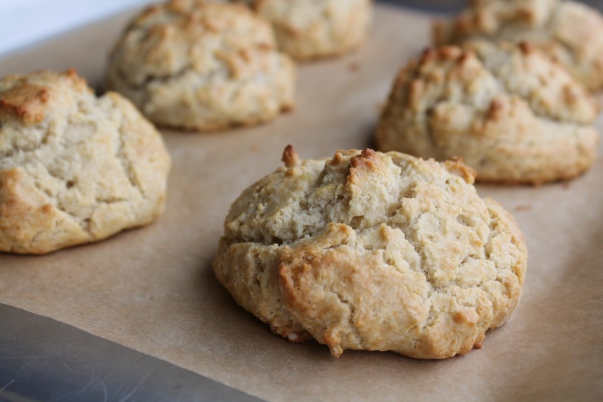 The Zenbelly Cookbook Sneak Peek: Paleo Biscuits