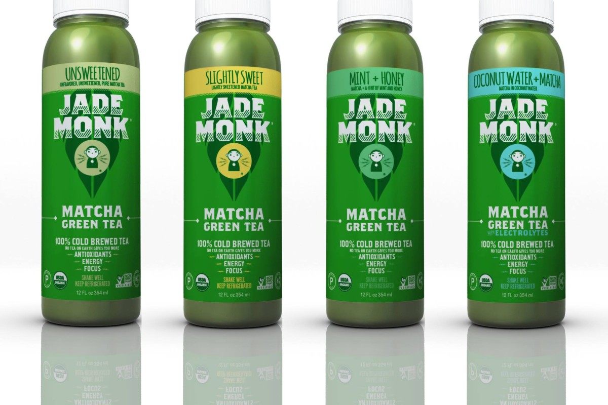 Matcha Tea from Jade Monk