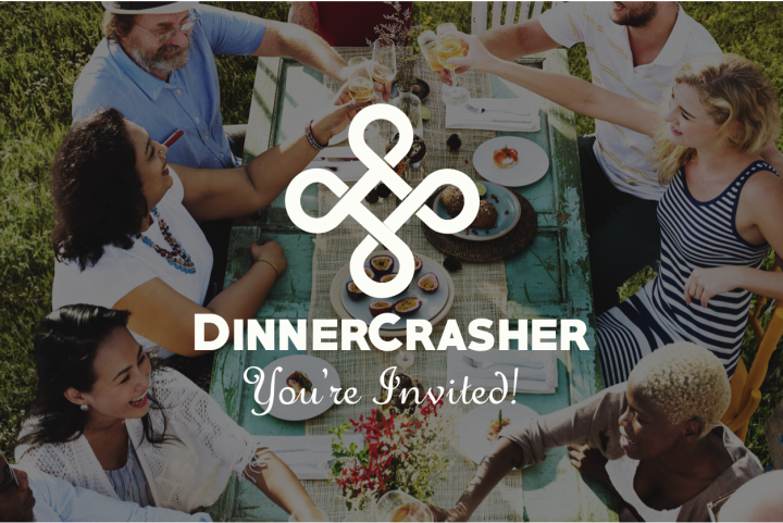 "<span class=""hot"">Hot <i class=""fa fa-bolt""></i></span> DinnerCrasher: Is this the future of socializing? We hope so."