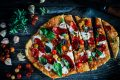 Paleo Heirloom Pizza