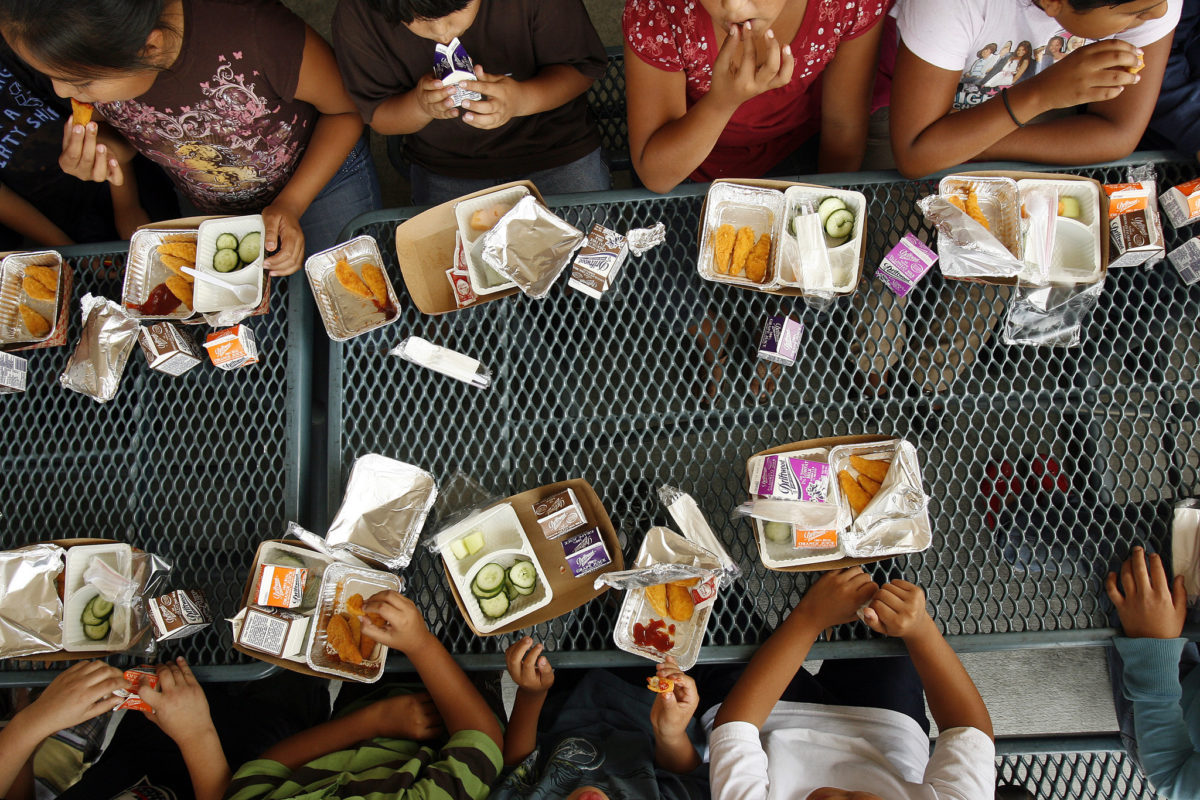 Food Programs Make It Hard for Parents to Pack Alternative Lunches