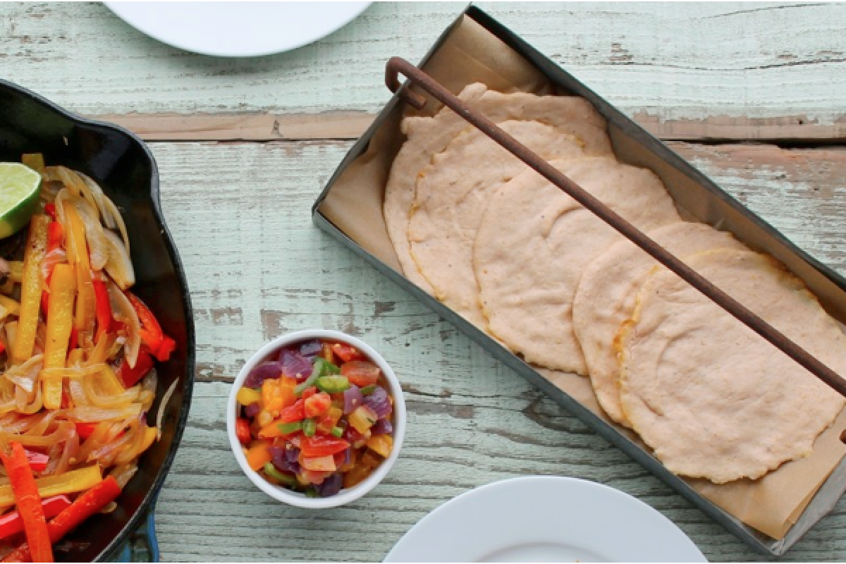 Perfect Paleo Tortillas
