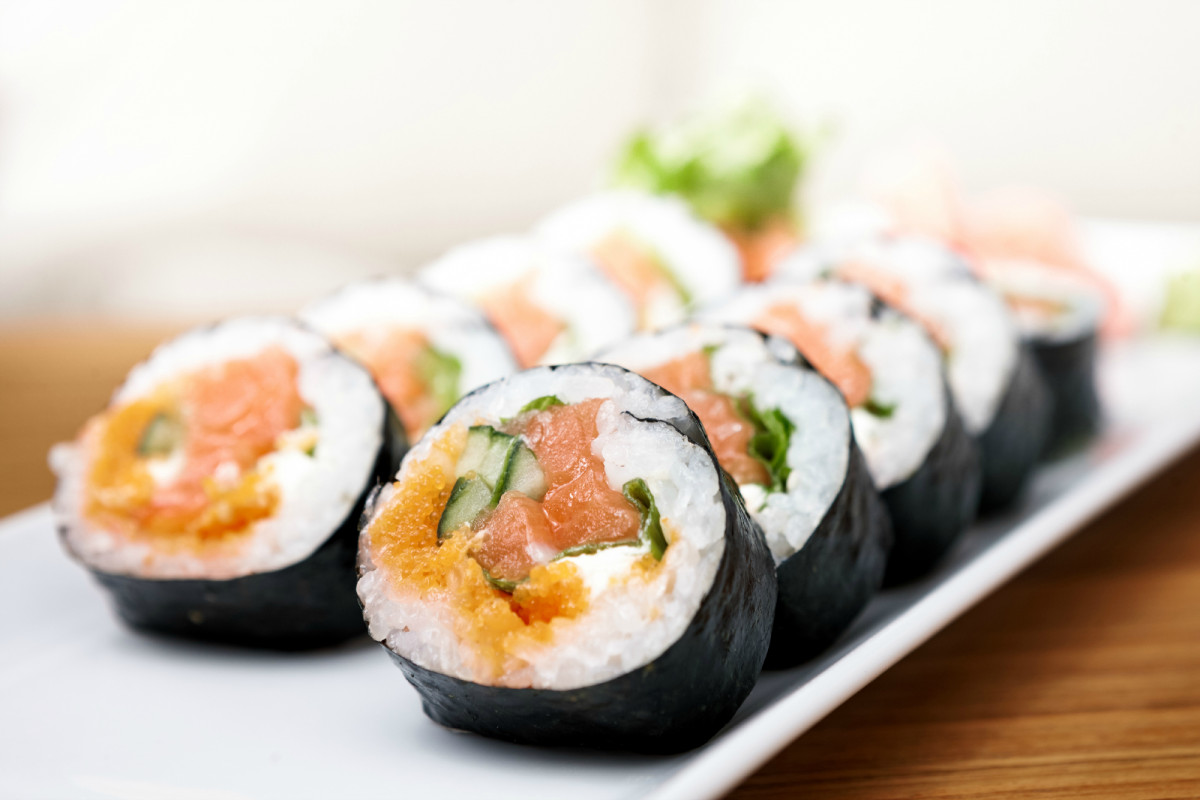 Paleo Sushi Recipe