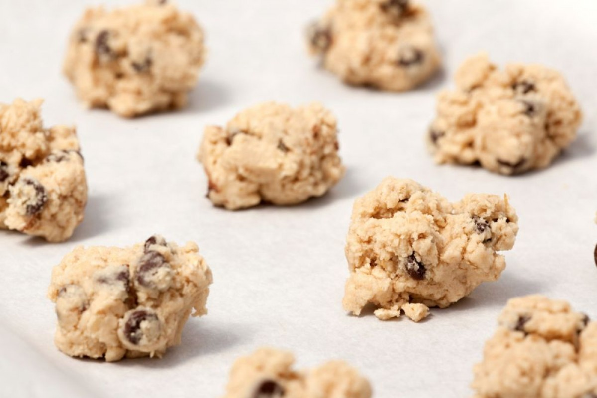 Raw Paleo Cookie Dough Recipe