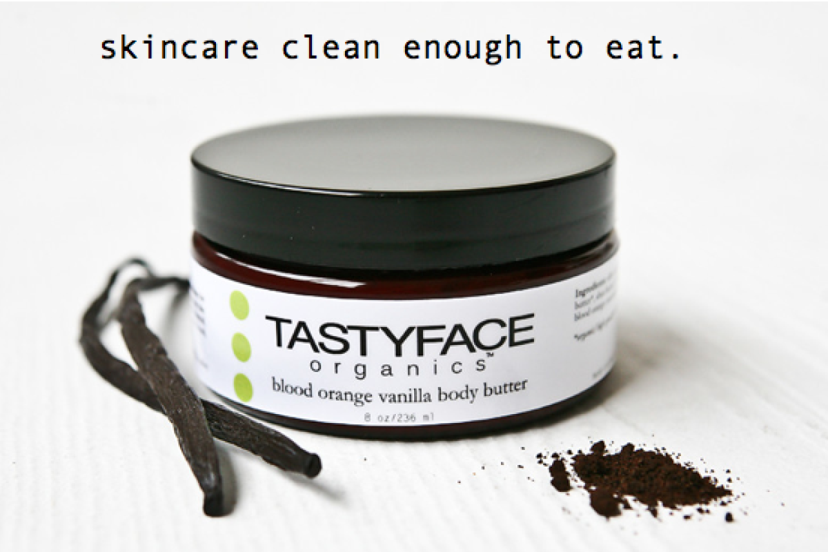Interview with Kelly Ross of TastyFace Organics