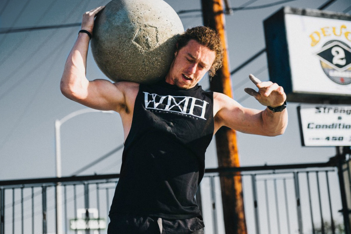 Fitness Spotlight with Logan Gelbrich
