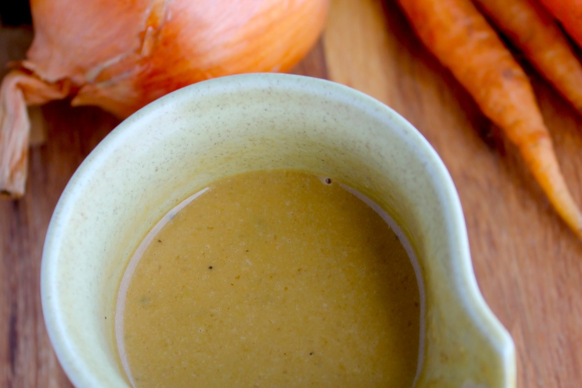 Paleo Gravy Recipe for Thanksgiving