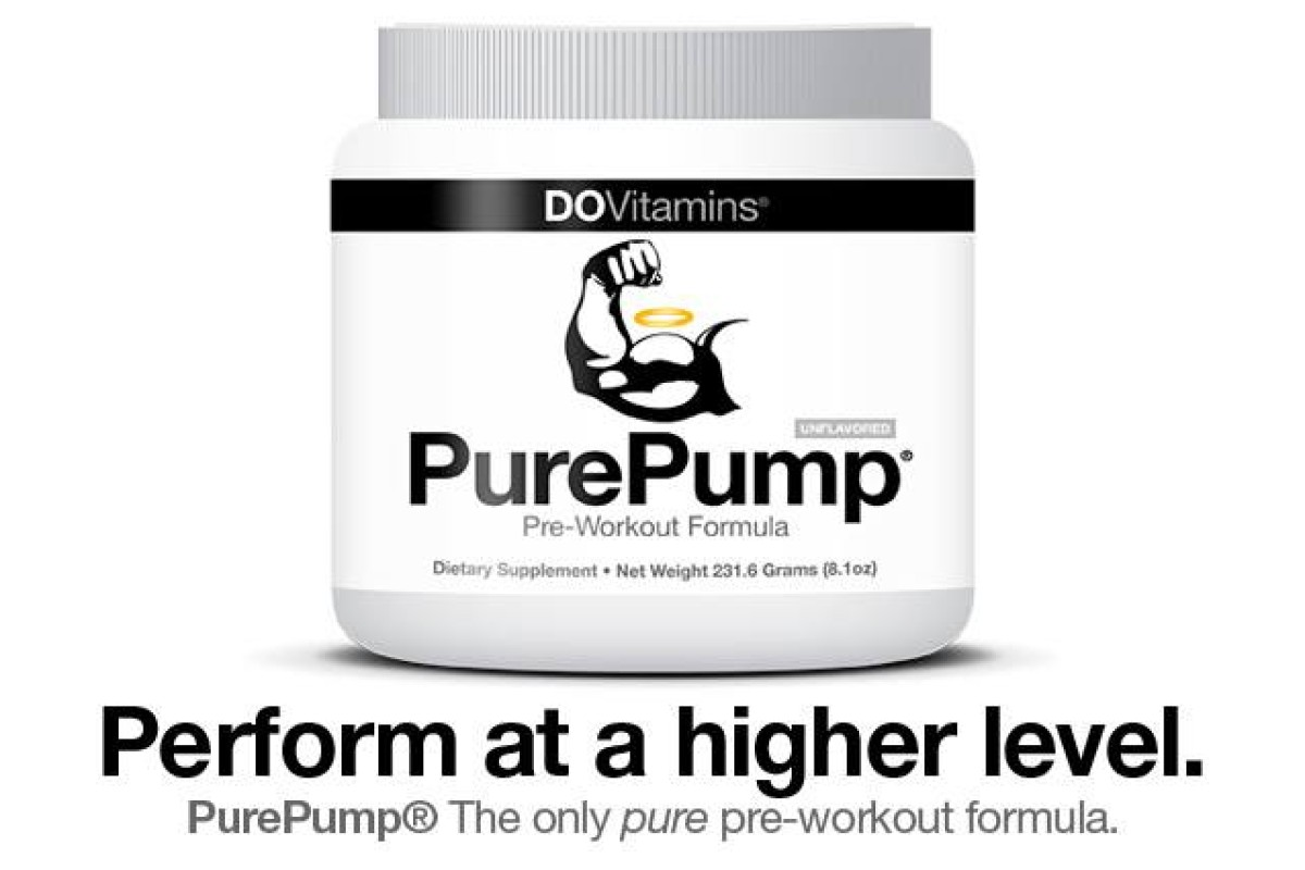Do Vitamins® Pure Pump Review