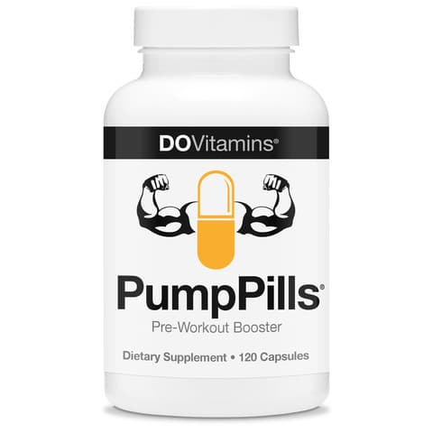 PumpPills by Do Vitamins