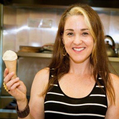 sundara clark vegan gelato