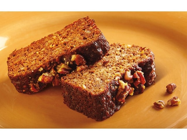 Pumpkin Bread - Base Culture - If you've become bored with breadless eating, we've got some food for thought that's guaranteed to freshen up your next BLT. We combine a winning combination of whole food ingredients producing protein, fiber, no artificial ingredients or preservatives and made with minimal ingredients. #certifiedpaleo #paleo