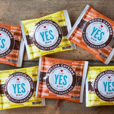 The YES bar is 100 percent real food, and you can taste the difference. It has bold flavors, and complexity. With a texture that gives your mouth something crunchy and chewy to enjoy, it sort of tastes like a wholesome sweet and salty buttery cookie. But here's the best part: The Yes Bar has no soy, no dairy, no gluten, no grains, and no GMOs. #paleo #certifiedpaleo