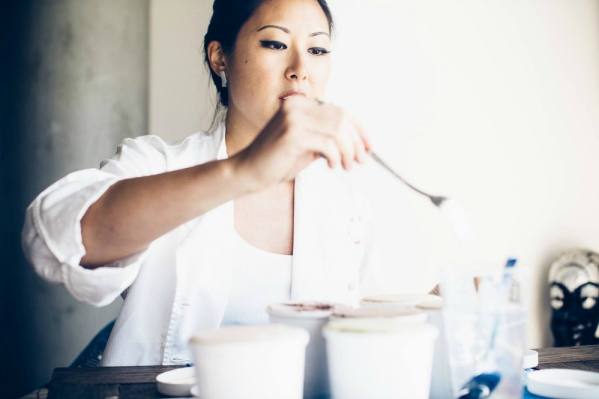 The Story Behind Chef Jöne Pan's Gourmet Gelato Began Like a Fairy Tale