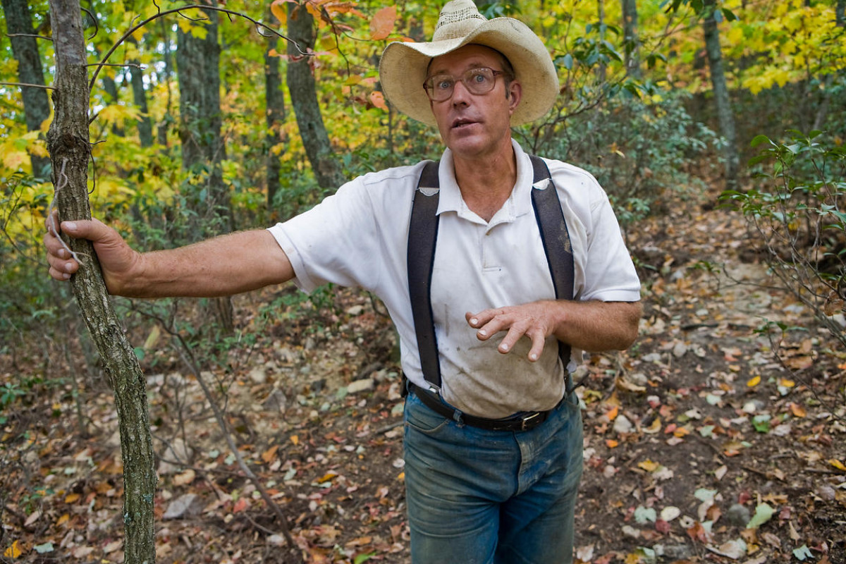 Interview with the Lunatic Farmer Joel Salatin