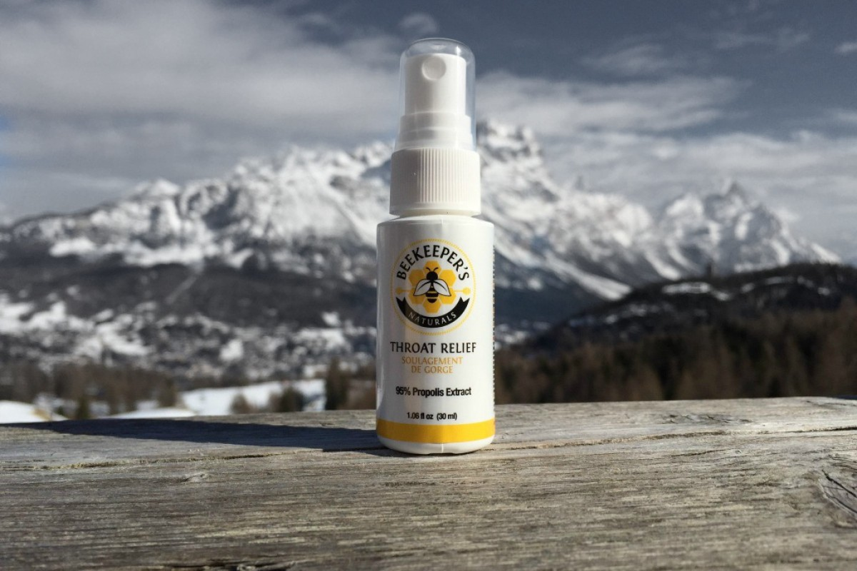 Beekeeper's Naturals Propolis Spray Review