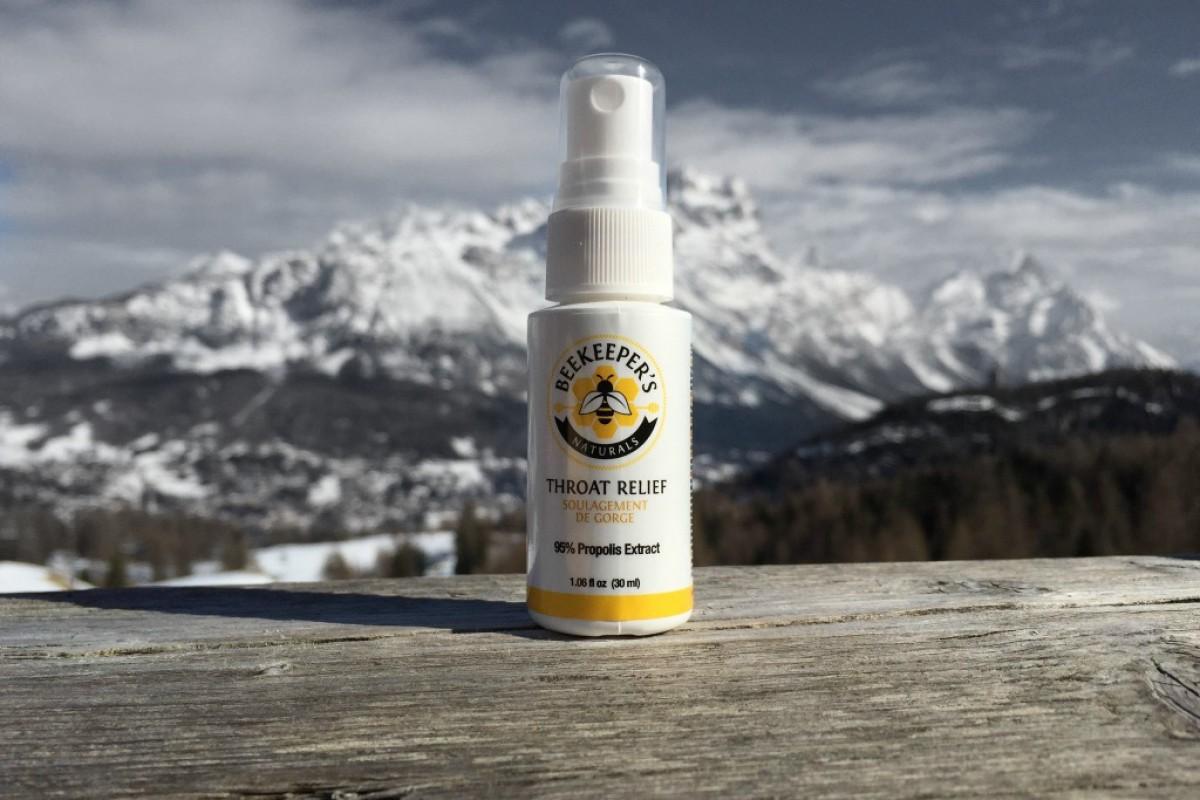 Beekeeper's Naturals Propolis Spray Review