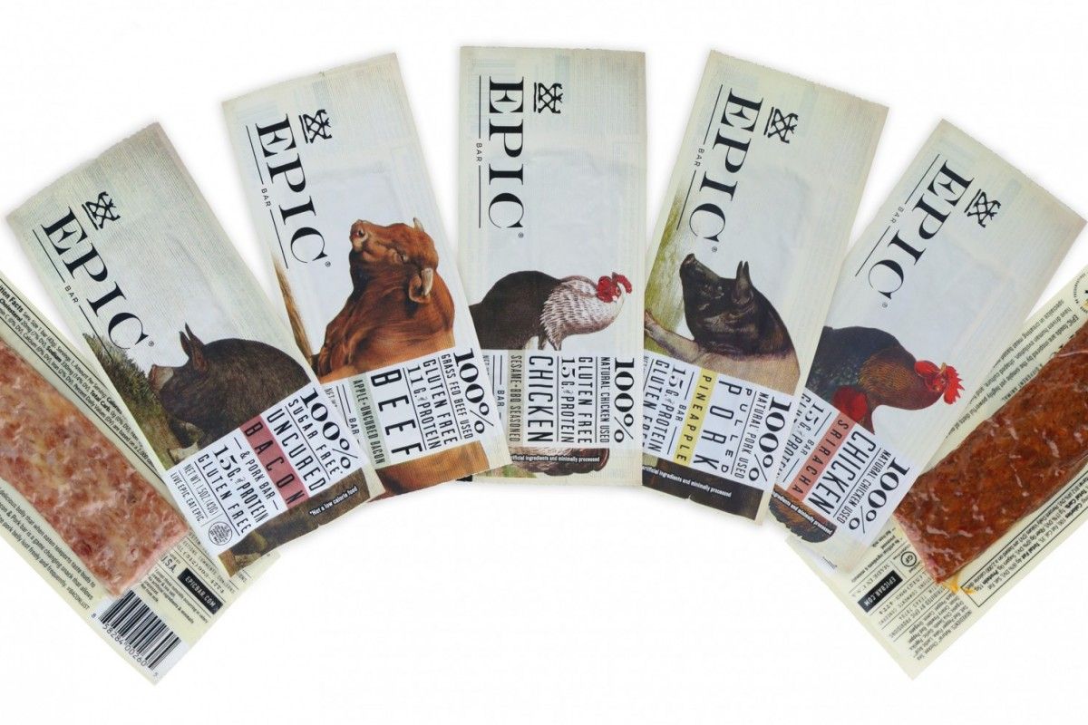 EPIC Bars by Epic Provisions