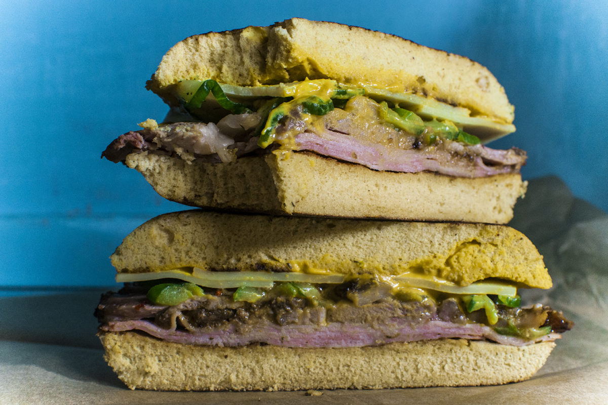 Chino Sandwich (Paleo)