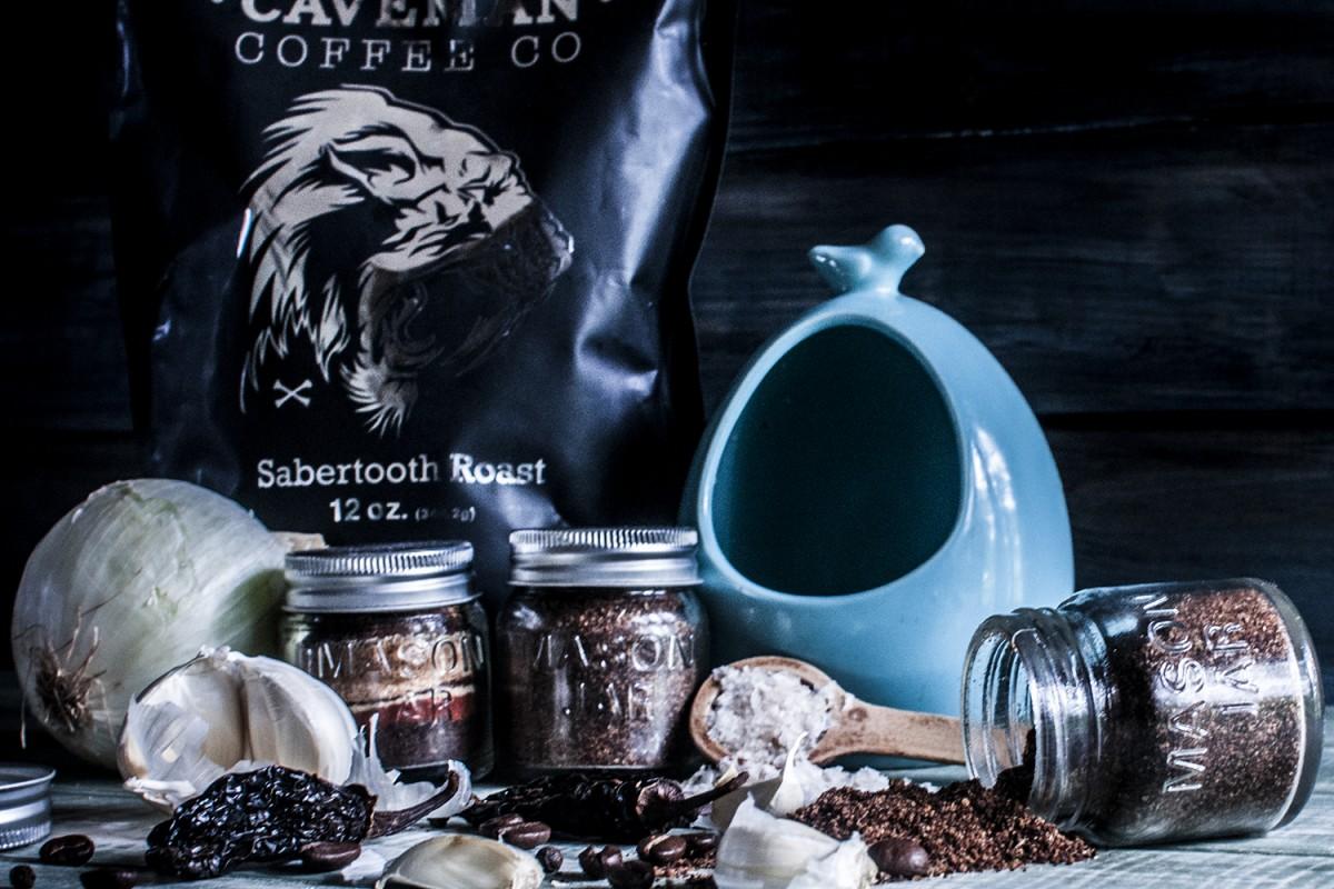 Caveman Coffee Spice Rub Recipe