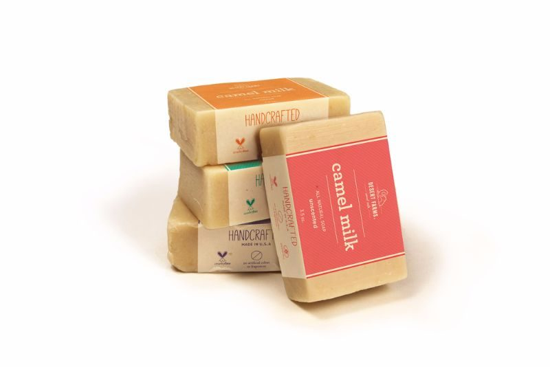 Desert Farms Camel Milk Soapbar