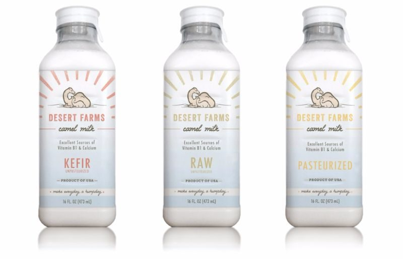 Desert Farms Camel-milk