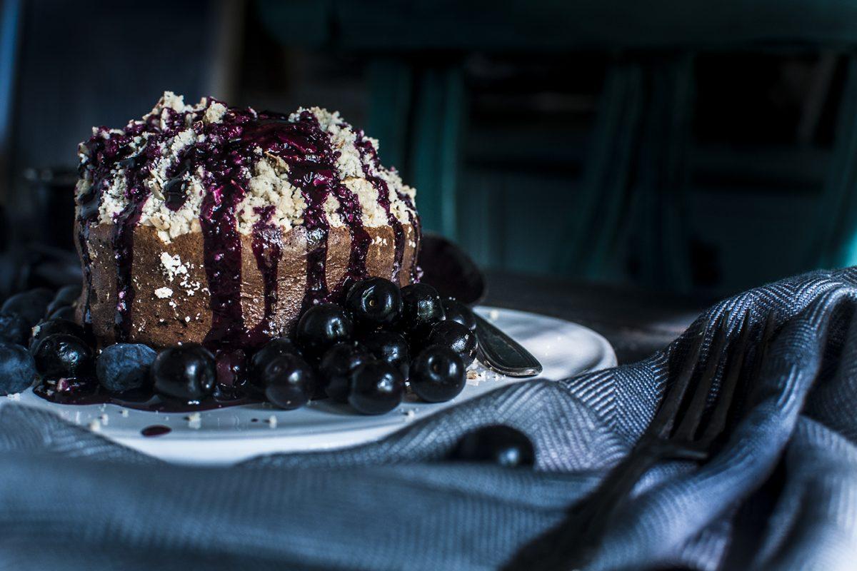 Lavender Berry Bumble