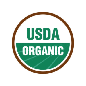 common food certifications organic certified