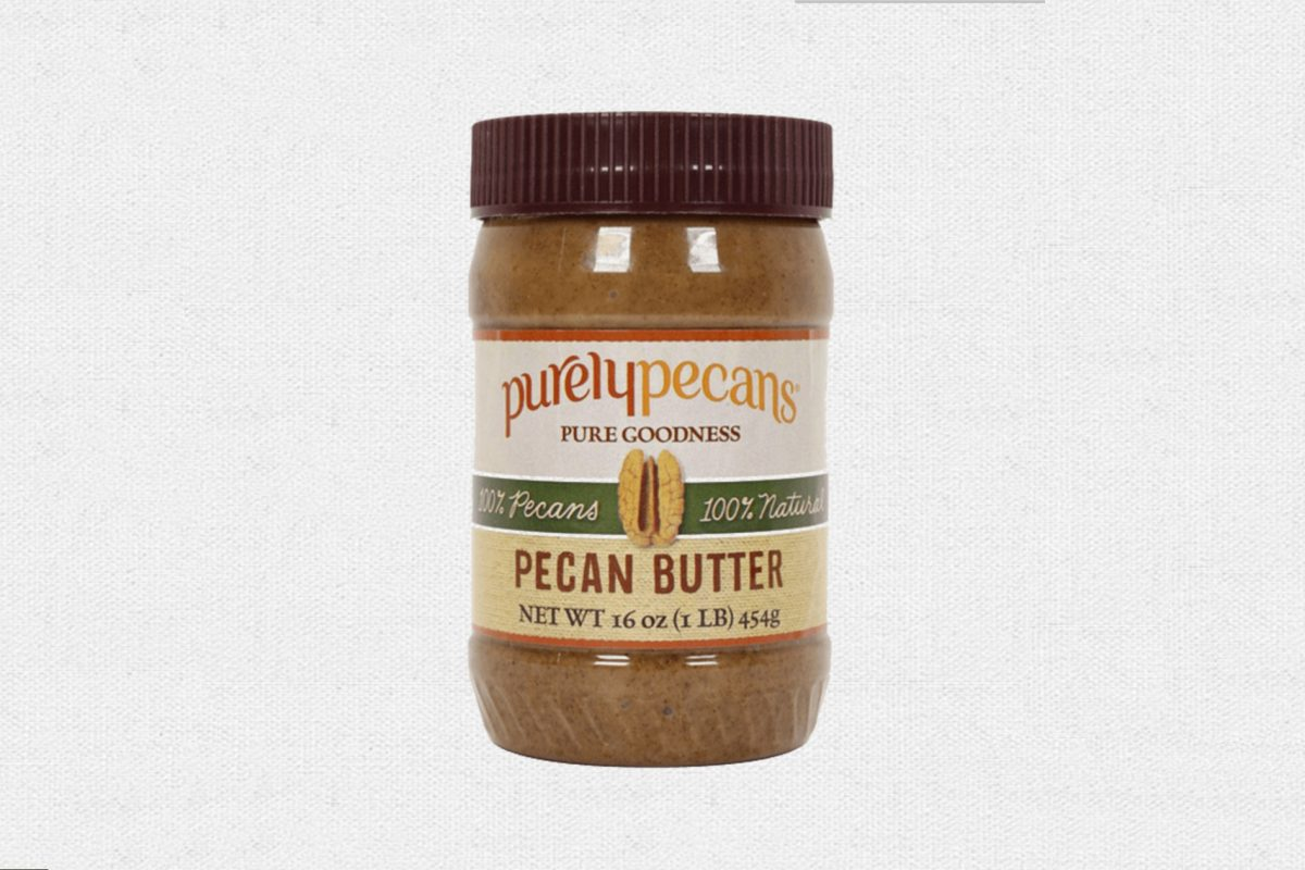 Purely Pecans Pecan Nut Butter