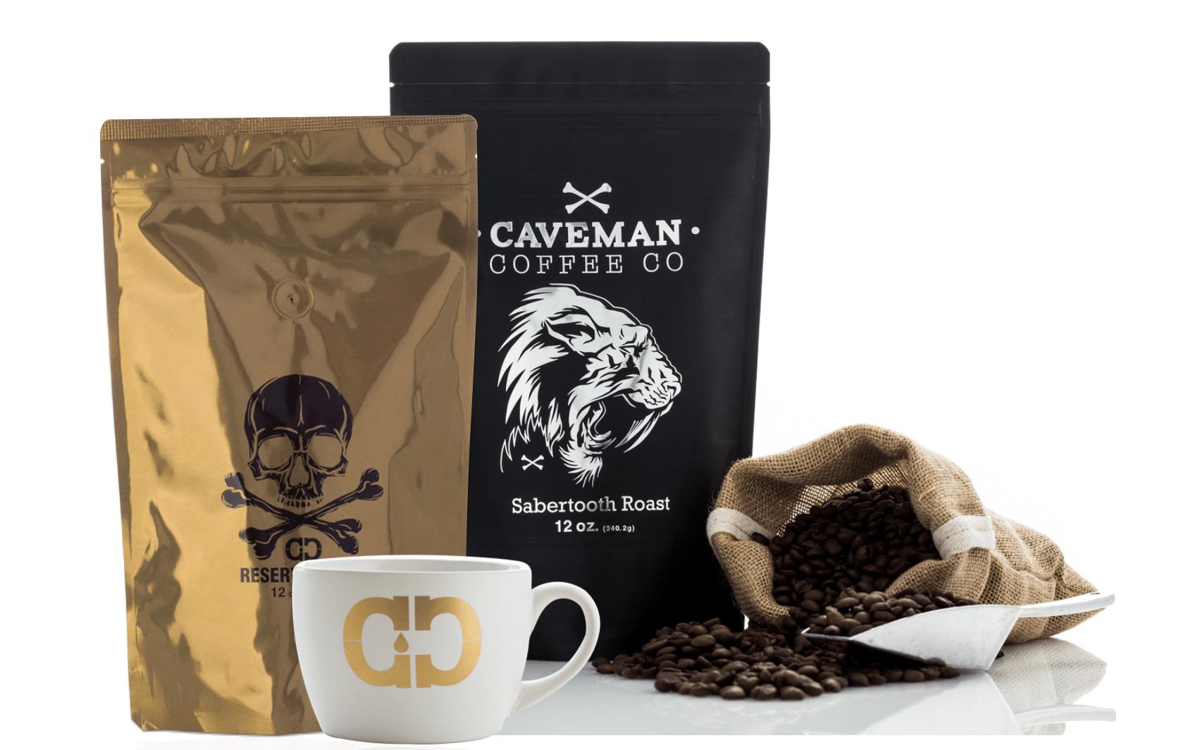 Caveman Coffee - Certified Paleo, KETO Certified, PaleoVegan - Paleo Foundation