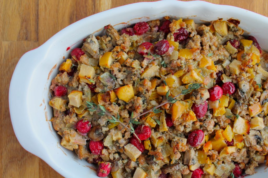 paleo thanksgiving stuffing recipe