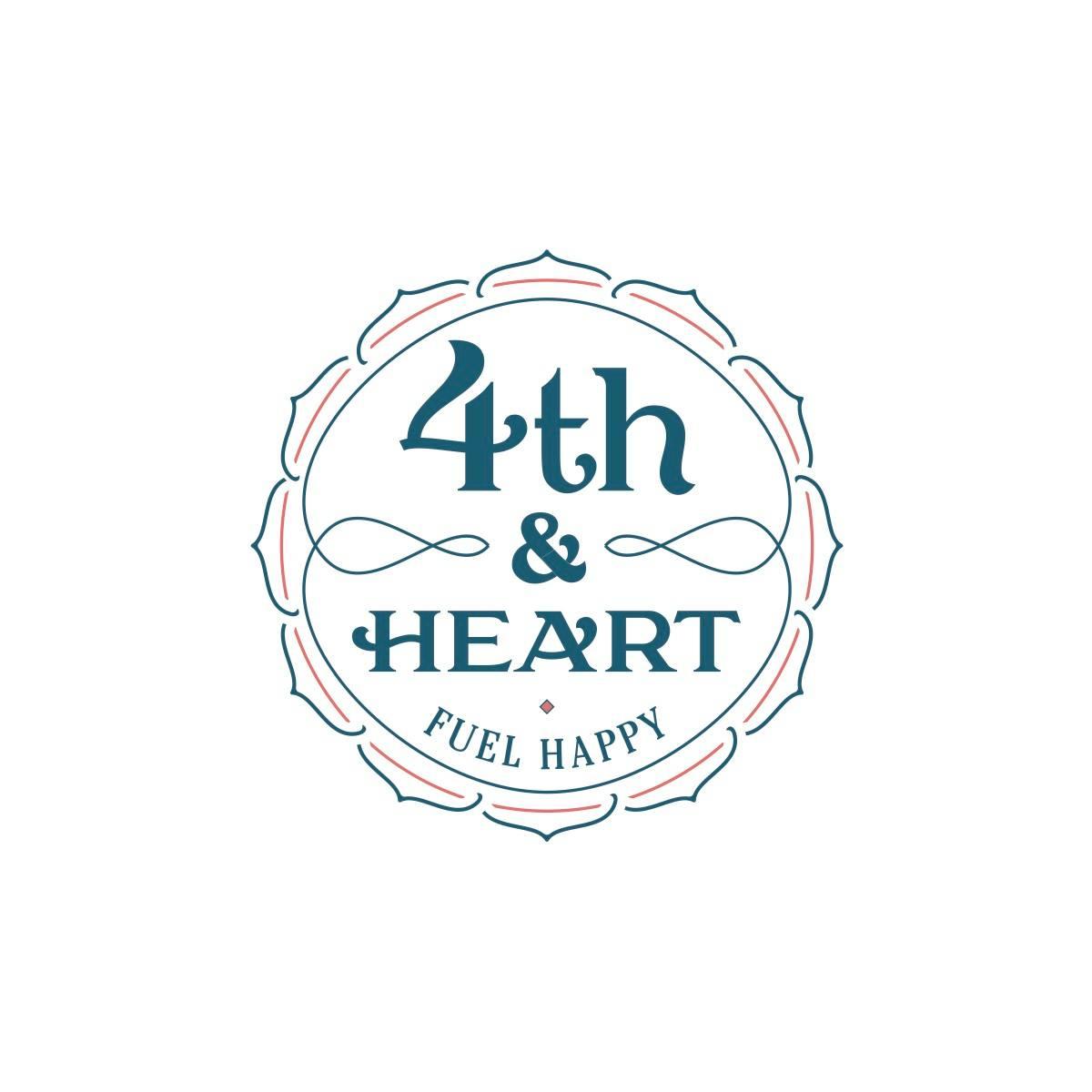 4th & Heart Logo
