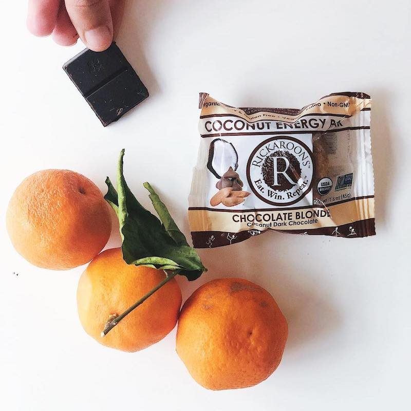 Chocolate Blonde Coconut Energy Bar - Rickaroons - Certified Paleo, PaleoVegan by the Paleo Foundation