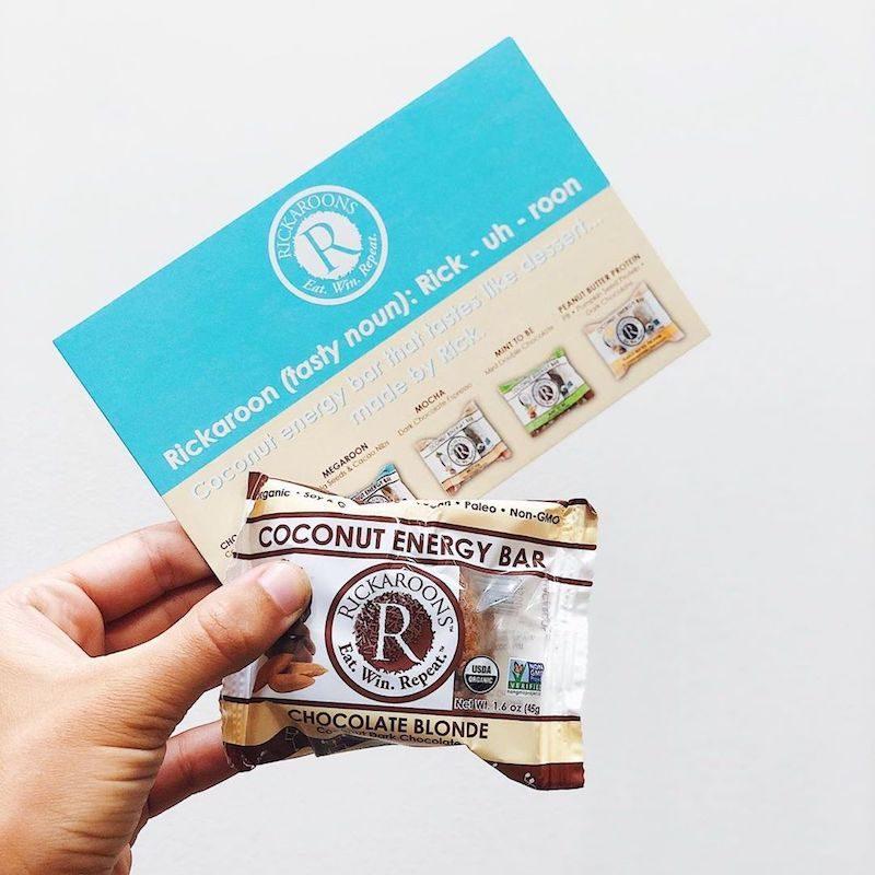 Chocolate Blonde - Rickaroons - Certified Paleo, PaleoVegan by the Paleo Foundation