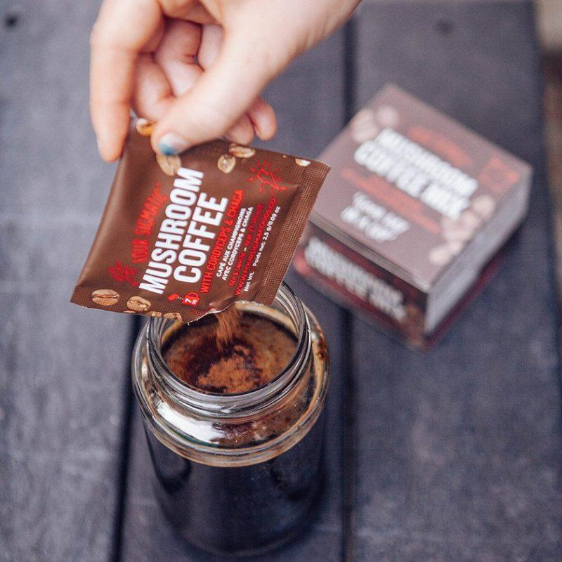 cordyceps coffee nootropics certified paleo four sigmatic