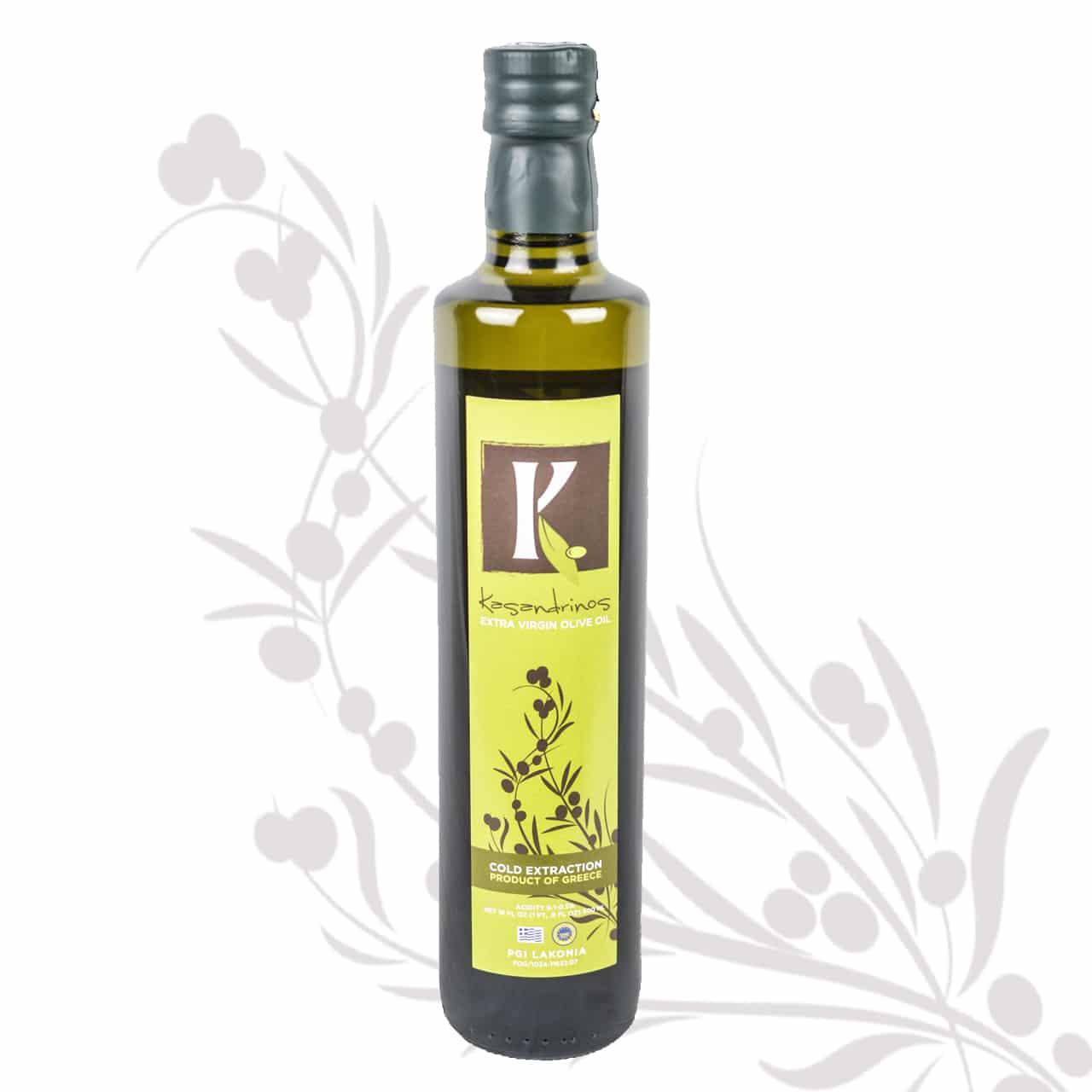 Kasandrinos Extra Virgin Olive Oil from Greece - Paleo ...