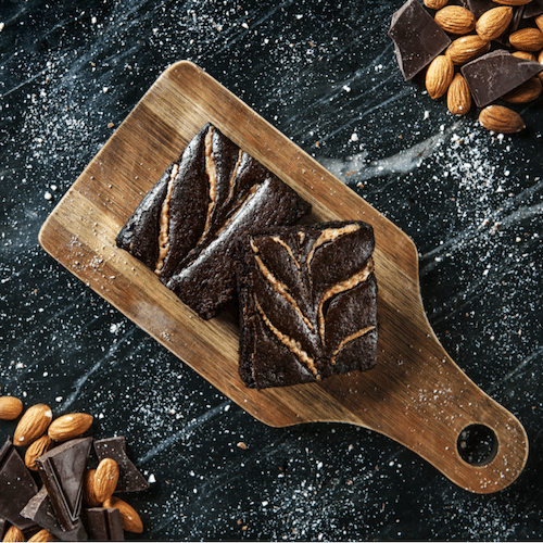 Almond Butter Brownies - Base Culture - Certified Paleo - Paleo Foundation