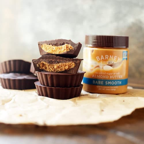 Almond Butter Cups - Barney Butter - Certified Paleo, PaleoVegan - Paleo Foundation