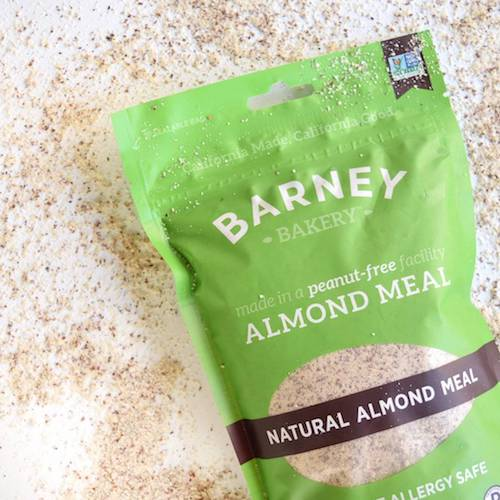 Almond Meal - Barney Butter - Certified Paleo, Paleo Vegan - Paleo Foundation