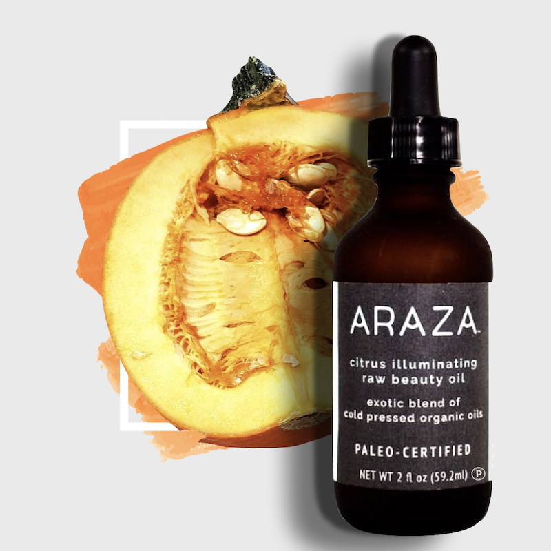 Araza Citrus illuminating beauty oil