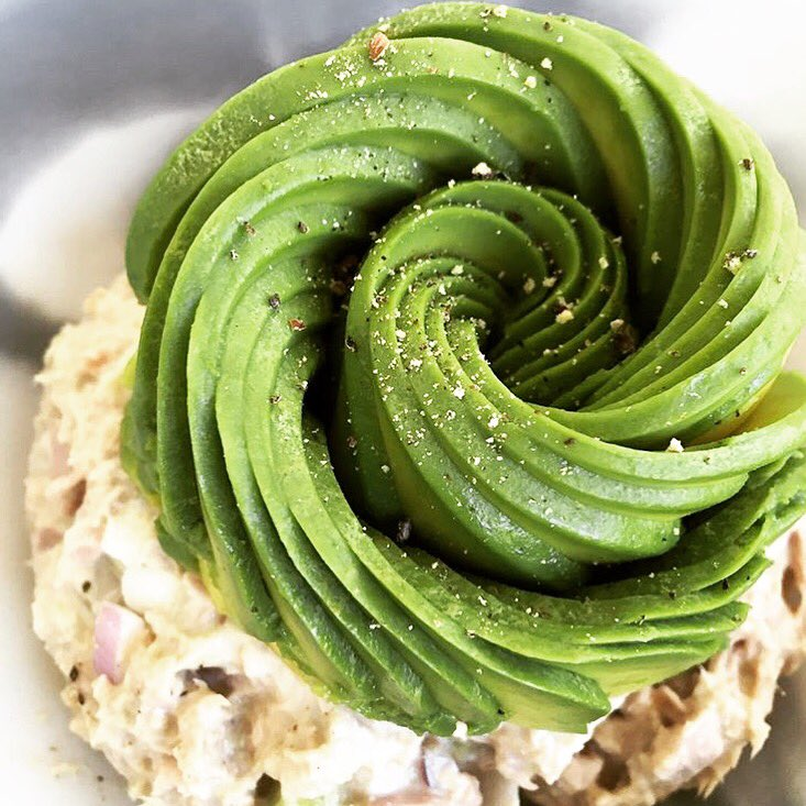 Avocado Rose & Tuna - Safe Catch - Certified Paleo, Keto Certified by the Paleo Foundation