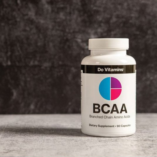 BCAA Capsules 1 - Certified Paleo Friendly, KETO Certified, Paleo Vegan by the Paleo Foundation