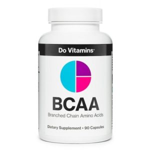 BCAA - Do Vitamins - Paleo Friendly, PaleoVegan, KETO Certified - Paleo Foundation