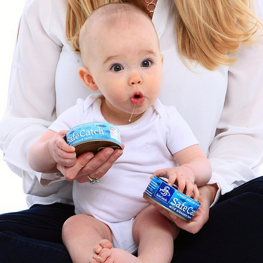 Baby Safe Elite Wild Tuna - Safe Catch - Certified Paleo, KETO Certified by the Paleo Foundation