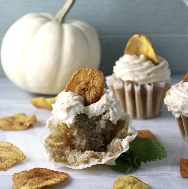 Banana-Bread-Cupcakes