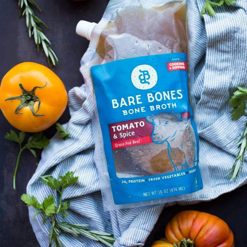 "Bare Bones Broth Grass-fed Beef Certified Paleo - Bare Bones is part cooking ingredient, part beverage and part ""souperfood."" Nourish your body with a chef-designed broth that can be sipped as a healthy drink or used as a base for soups, stews, sauces and so much more! Our core product line is chef-inspired bone broths made from sustainable ingredients and perfect for sipping, souping, saucing and beyond. #paleo #certifiedpaleo #whole30"
