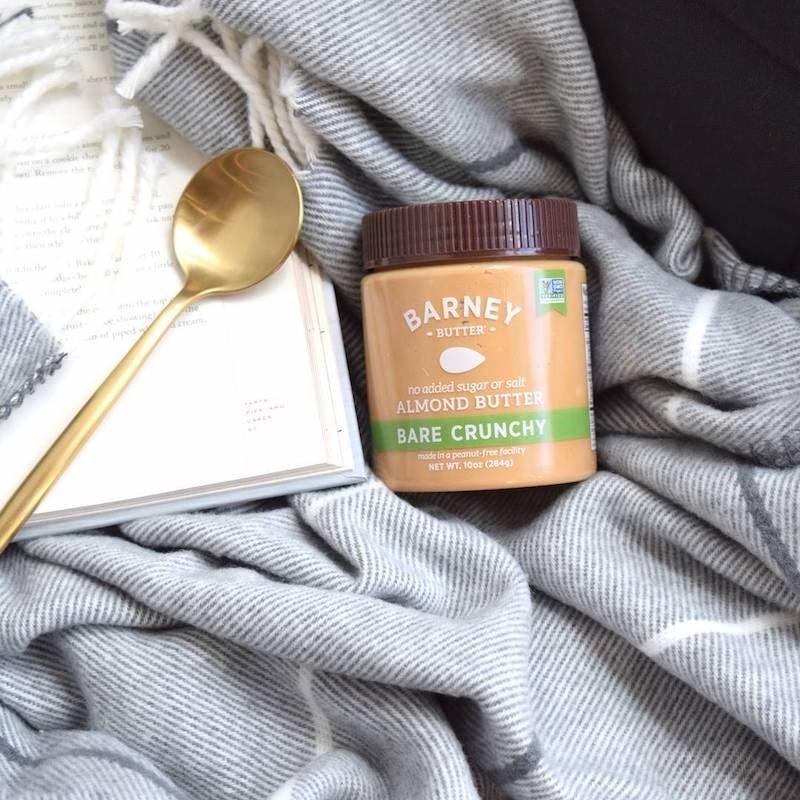 Bare Crunch Almond Butter - Certified Paleo, Paleo Vegan